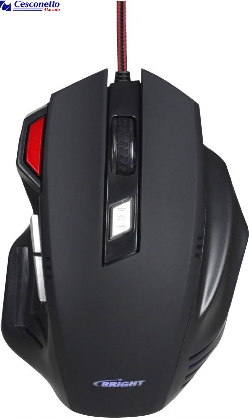 MOUSE USB OPT GAMER PRO PT 0465