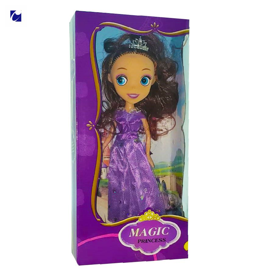 BONECA MAGIC PRINCESS KYB321